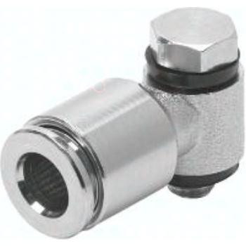 NPQM-LH-G18-Q8-P10 558831 L-Steckverschraubung