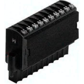 PS1-SAC11-10POL+LED 197160 Stecker