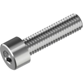 Zylinderschrauben DIN 912-A2-70 m.Innensechskant M 6x100 Vollgewinde