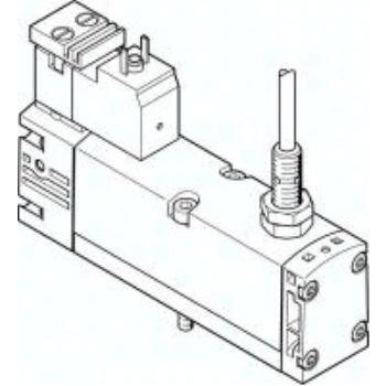VSVA-B-M52-MZ-A1-1C1-ANC 560744 Magnetventil
