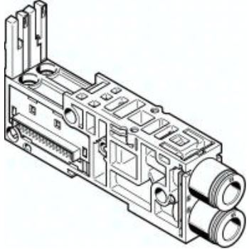 """VMPAL-AP-20-QS5/16""""-1 561009 ANSCHLUSSPLATTE"""