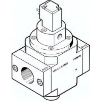 HEE-1/4-D-MINI-110 165072 Einschaltventil