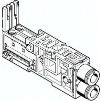 """VMPAL-AP-20-QS5/16""""-2 561010 ANSCHLUSSPLATTE"""