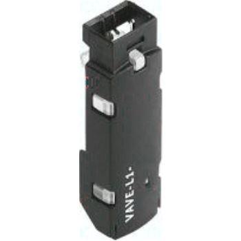 VAVE-L1-1H3-LR 566717 Elektrik-Anschlussplatt