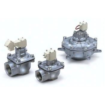 VXF22ABJA SMC 2/2-Wege-Elektromagnetvent
