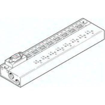 MHP1-PR4-3-PI-D9 197233 Anschlussblock