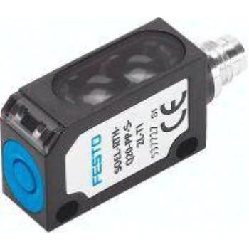 SOEL-RTH-Q20-PP-S-2L-TI 537727 Reflex-Lichttaster