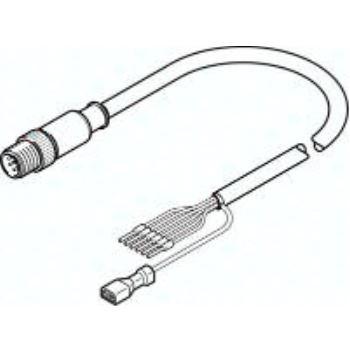 NEBM-M12G8-E-1.5-Q5-LE6 1449600 MOTORLEITUNG