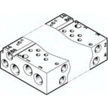 VABM-L1-10AW-M7-16 566557 ANSCHLUSSLEISTE