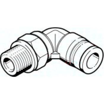 QSL-G1/8-8-50 132050 L-Steckverschraubung