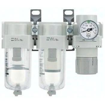 AC40C-F03C-T-A SMC Modulare Wartungseinheit