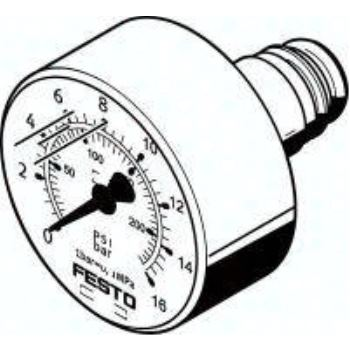 PAGN-26-16-P10 543487 Manometer