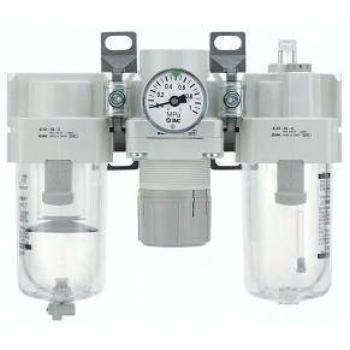 AC40-F02-V-A SMC Modulare Wartungseinheit