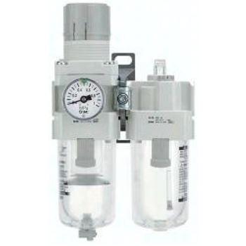 AC40A-F03-S-W-A SMC Modulare Wartungseinheit