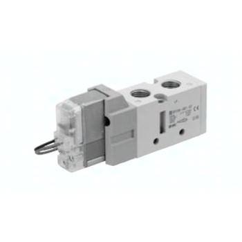 VF3130-5LO1-02F SMC Elektromagnetventil