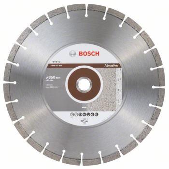 Diamanttrennscheibe Expert for Abrasive, 350 x 25,40 x 3,2 x 12 mm