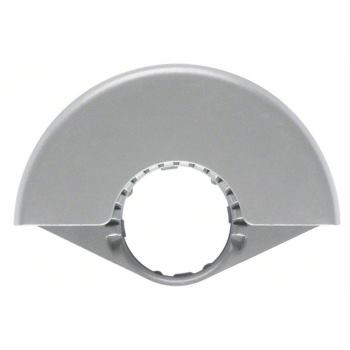 Schutzhaube mit Deckblech, 125 mm, passend zu GWS