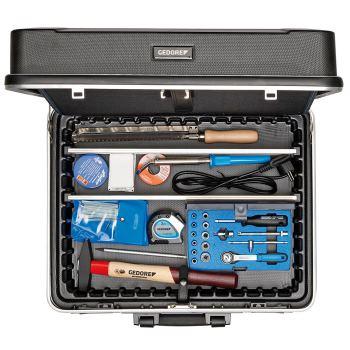 Werkzeugkoffer Elektriker 90-tlg