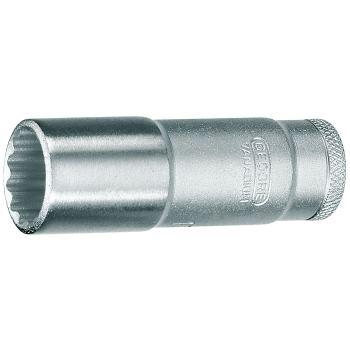 """Steckschlüsseleinsatz 3/8"""" lang UD-Profil 22 mm"""