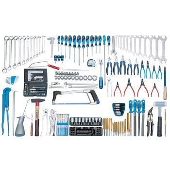 Werkzeugsortiment Mechaniker 180-tlg