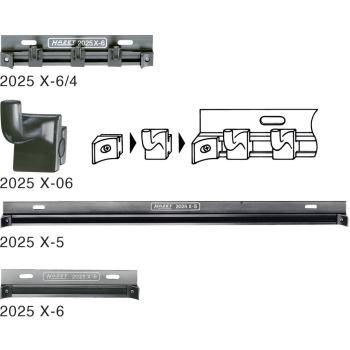 Werkzeughaken und Führungsschienen 2025X-06