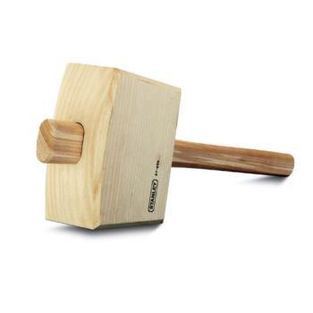 Holzhammer rechteckiges Modell 115mm