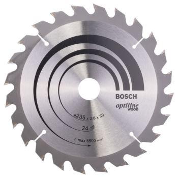 Kreissägeblatt Optiline Wood für Handkreissägen, 2