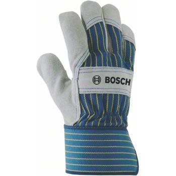 Rindsspaltlederschutzhandschuh GL SL, 10, EN 388,