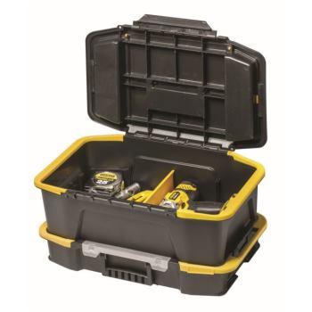 Kombi-Werkzeugbox 31x24,7x50,7cm