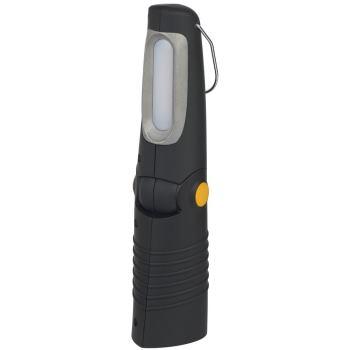 8+5 LED Akku-Handleuchte HL DA 85 M 240lm 6000K 3h