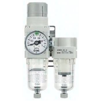 AC20D-F02G-1-A SMC Modulare Wartungseinheit