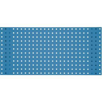 Lochplatte-himmelblau, 1000x450mm