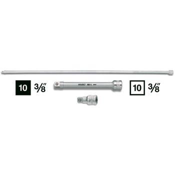 Verlängerung 8821-1 · 4kt. hohl 10 mm (3/8 Zoll)· 4kt. massiv 10 mm (3/8 Zoll) · l: 36 mm