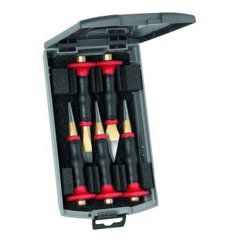 Werkzeugsatz in Kunststoff-Kassette
