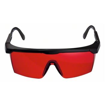 Laser-Sichtbrille, rot