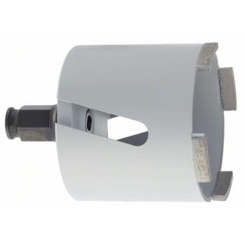 Diamantdosensenker, 82 mm, 60 mm, 4 Segmente, 7 mm