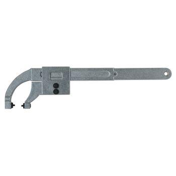 Gelenk-Hakenschlüssel mit Zapfen, 30-200mm 517.133