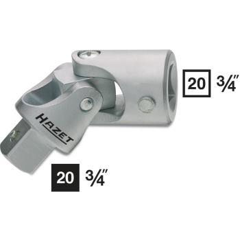 Universalgelenk 1021 · 4kt. hohl 20 mm (3/4 Zoll)· Vierkant massiv 20 mm (3/4 Zoll) · l: 105 mm