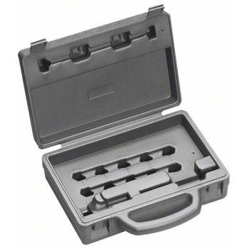 Lochsägen-Set-Koffer, leer, für individuelle 6er-B