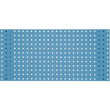 Lochplatte-lichtblau, 1500x450mm