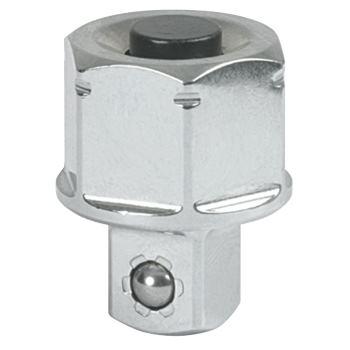 """TRIPLEplus® Durchgangs-Stecknuss-Adapter 19mmx3/8"""""""