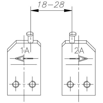 Ersatzspitze 2 A
