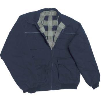 Profi-Arbeitsjacke Größe L aus Baumwolle/Polyester
