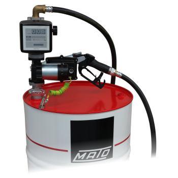Elektro-Tankanlage EX50 mit Atex-Zulassung und Zäh