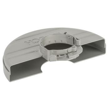 Schutzhaube mit Deckblech, 230 mm, mit Codierung