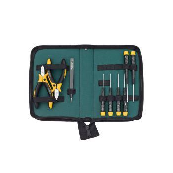 Wiha Electronic Assembling Kit, 9-tlg.