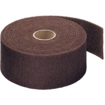 Vliesrolle NRO 400, 100x10000 mm, medium , SiC, Schwarz