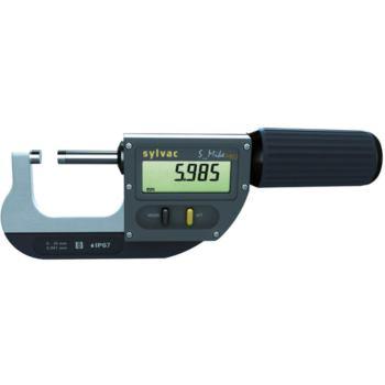 IP67 Bügelmessschraube Messbereich 0-30 mm mit Da