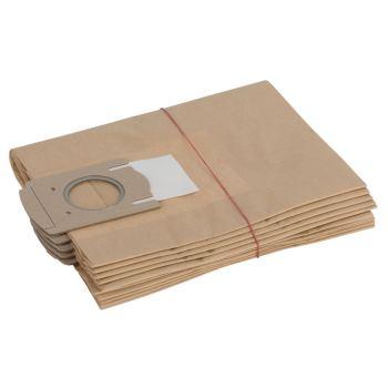 Papierfilterbeutel passend zu GAS 12-30 F, PAS 11