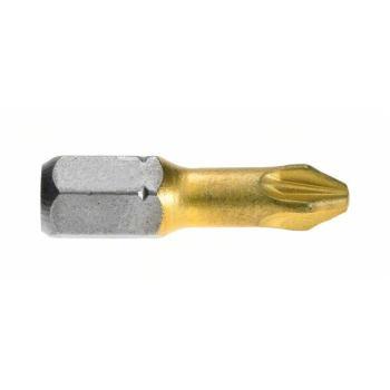 Schrauberbit Max Grip, PZ 1, 25 mm, 3er-Pack
